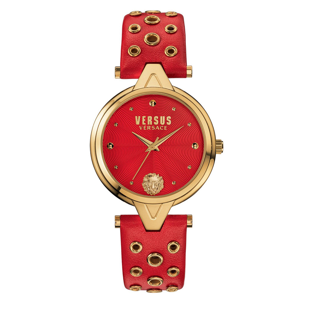 Versus By Versace SCI020016 Ladies Eyelets Watch