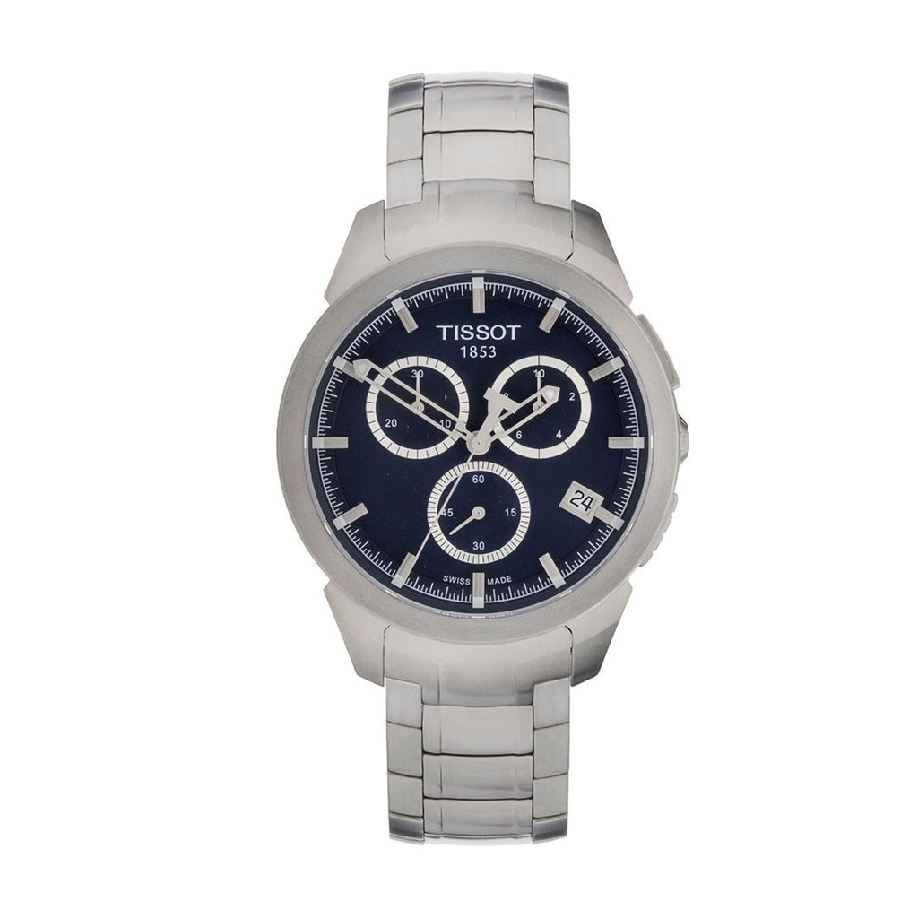 Tissot T-sport T0694174404100 Men's Titanium Chronograph Swiss Watch