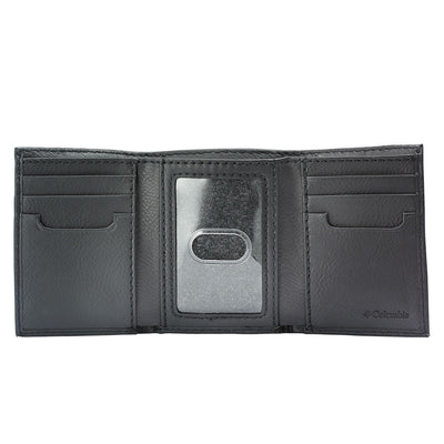 Columbia 31CO1175 Men's Beacon Rock RFID Trifold Wallet