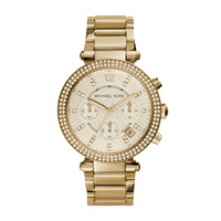 Michael Kors MK5354 Ladies Parker Chronograph Watch
