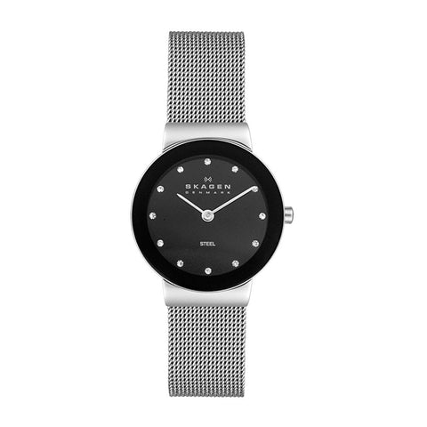Skagen 358SSSBD Freja Ladies Watch