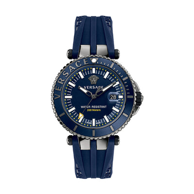 Versace VAK020016 Men's V-Race Diver Watch