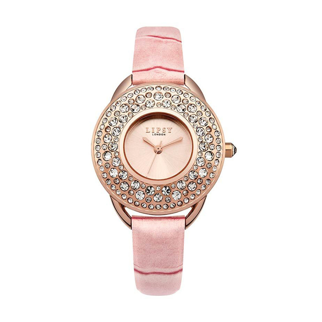 Lipsy LP446 Ladies Leather Watch