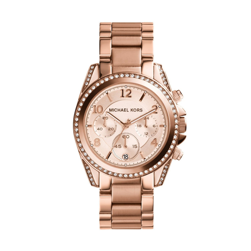 Michael Kors MK5263 Blair Ladies Chronograph Watch