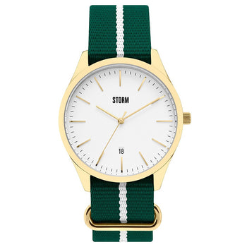 Storm 47299/GD/W Morley GD-White Unisex Watch