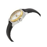 Nixon A509-1884 Ladies Small Time Teller Leather Watch