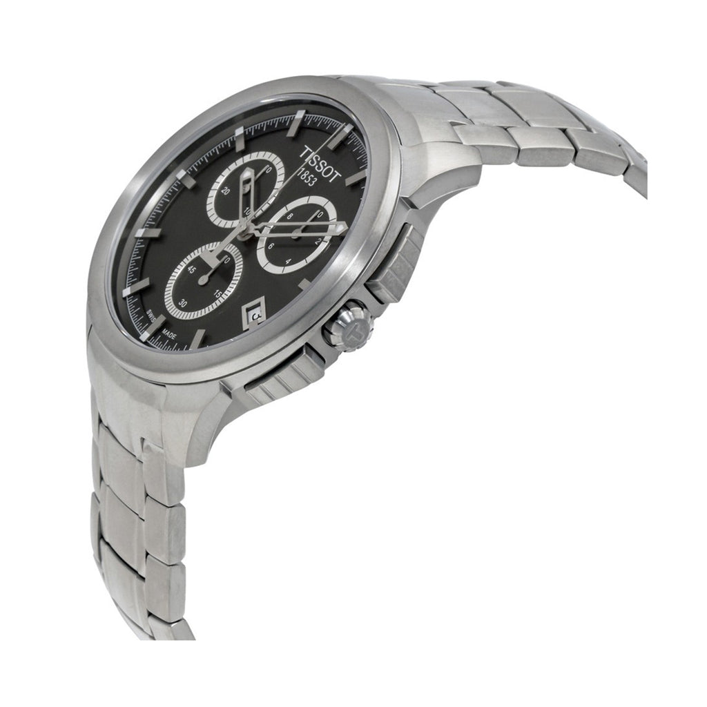 Tissot T0694174406100 T-sport Men's Titanium Chronograph Swiss Made Watch