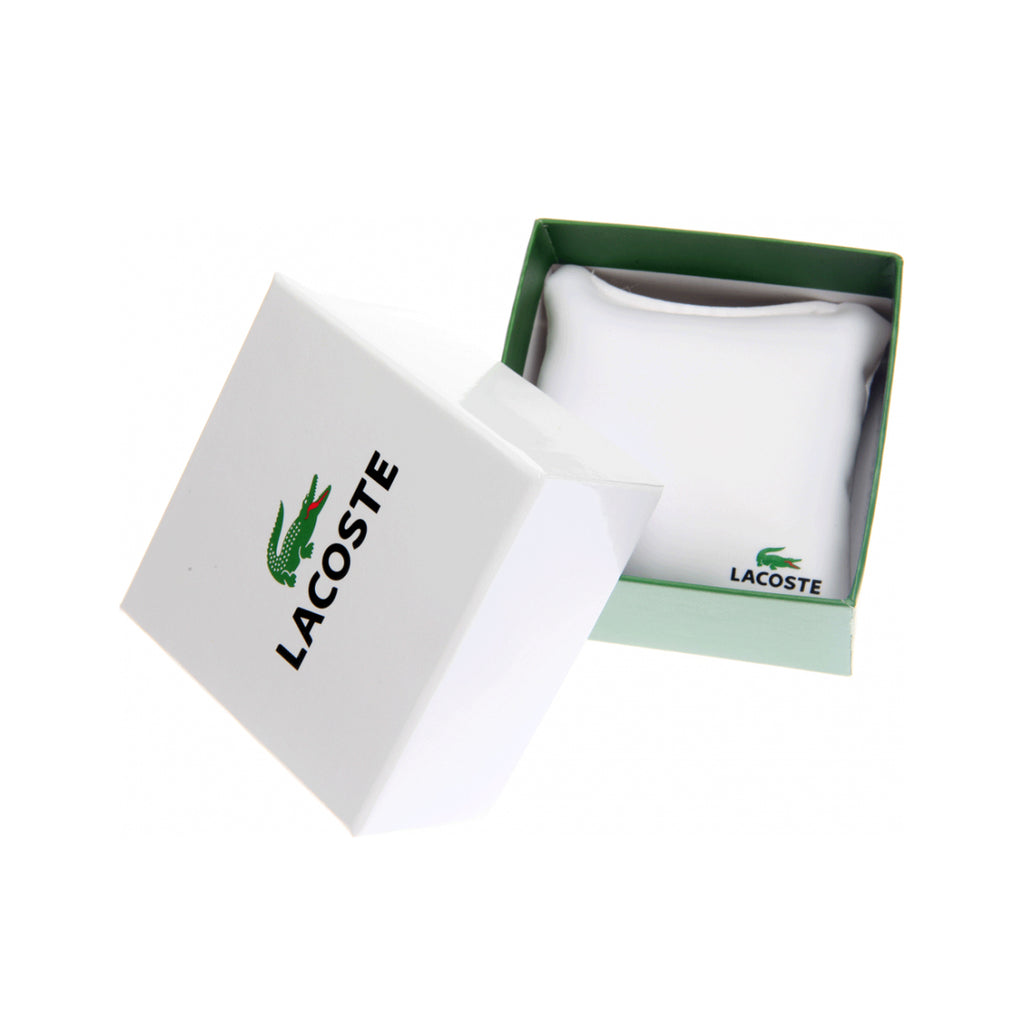 Lacoste 2020048 Tokyo Unisex Gold Silicone Band Quartz Watch