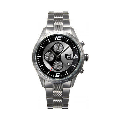 FILA 38-001-001 Men's Chronograph Stainless Steel Watch