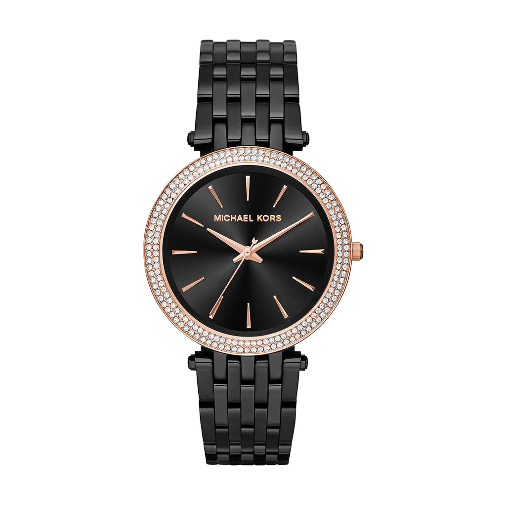 Michael Kors MK3407 Ladies Darci Crystal Watch
