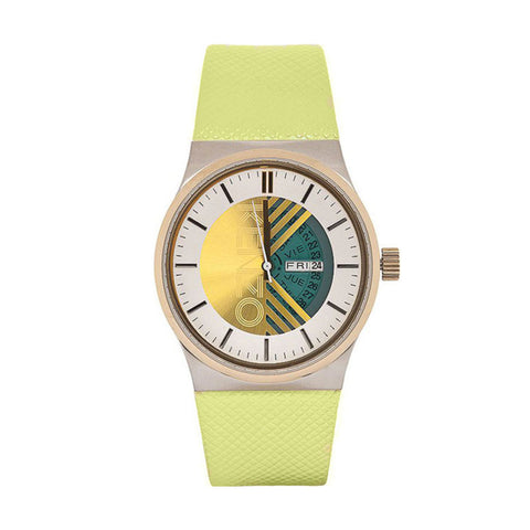 Kenzo K0064003 Unisex Leather Watch