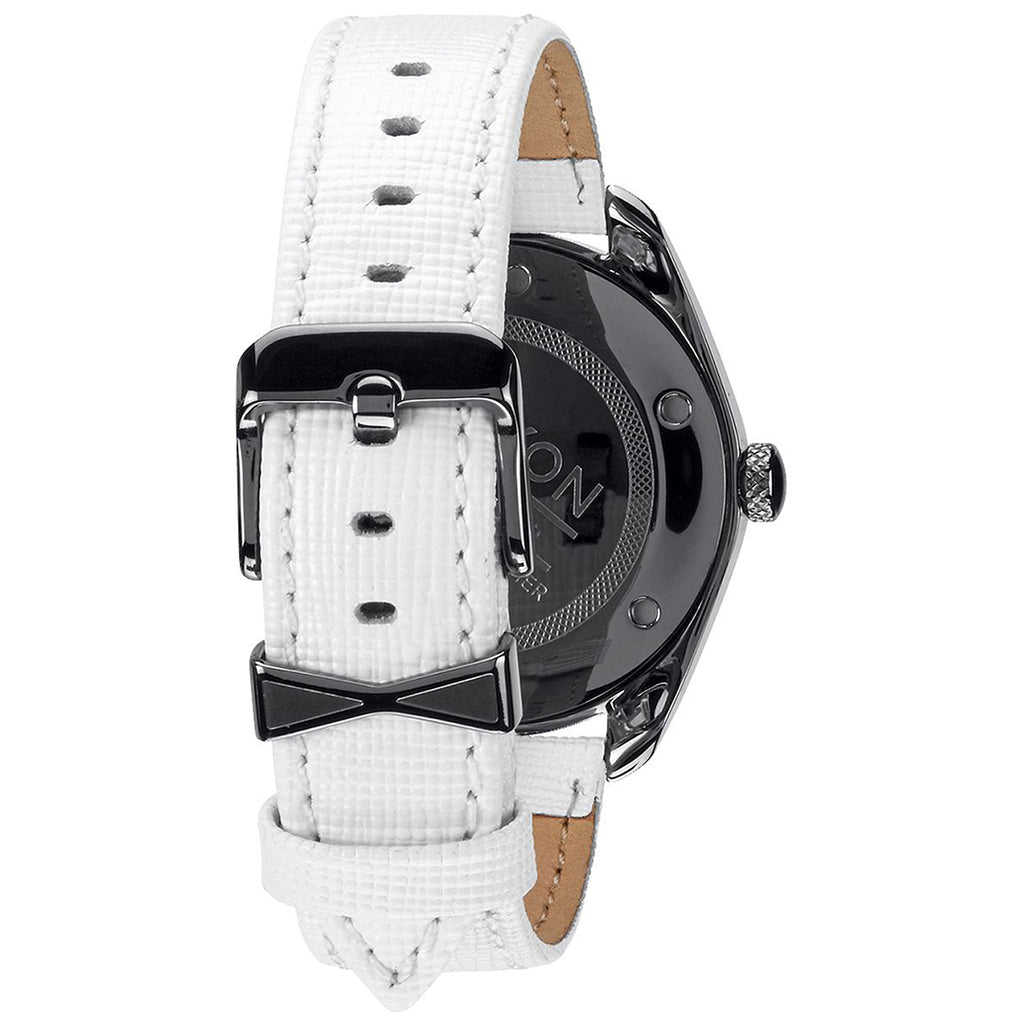 Nixon A473-486 Ladies The Bullet Leather Watch