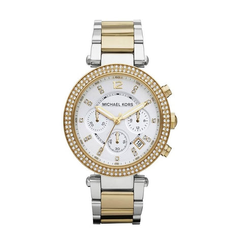 Michael Kors MK5626 Chronograph Two-Tone Ladies Watch