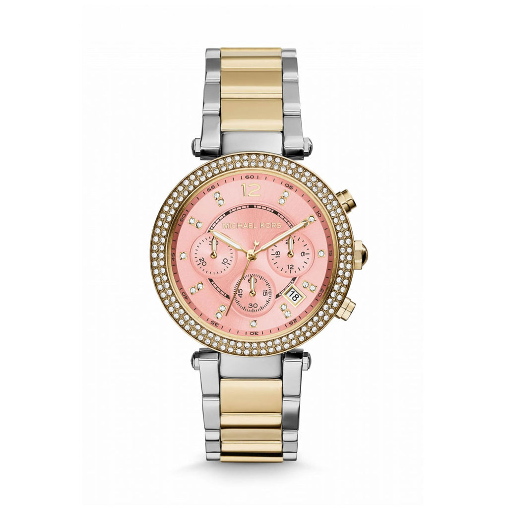 Michael Kors MK6140 Ladies Parker Chronograph Watch