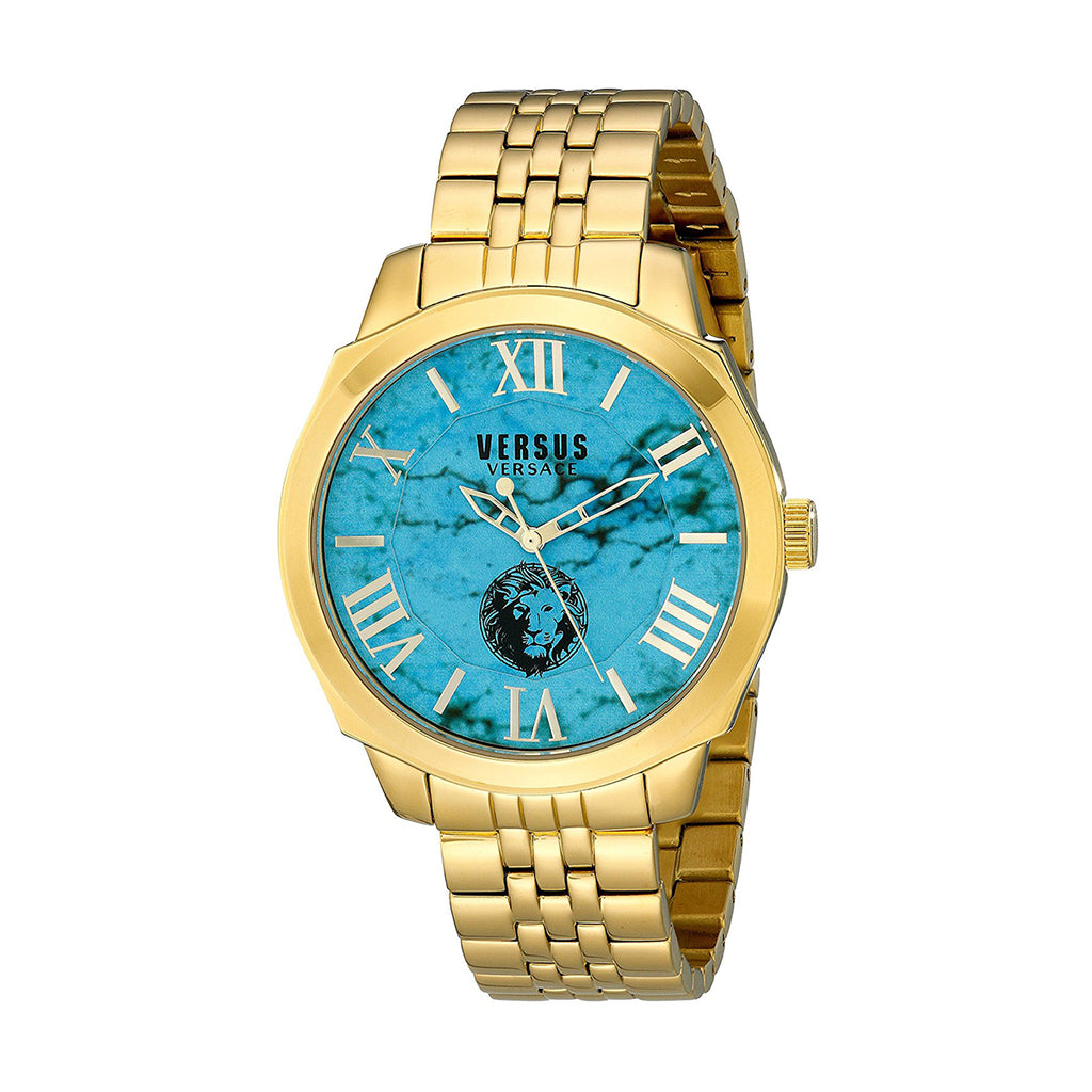 Versus by Versace SOV050015 Men's Gold - Tone Watch