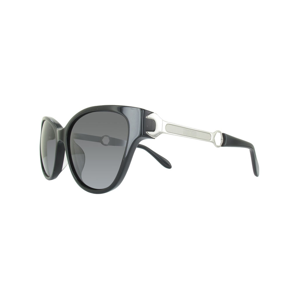 Moschino MO308S01 Ladies Black Wrench Sunglasses