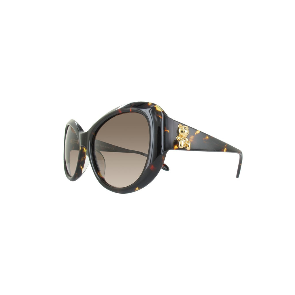 Moschino MO857S02 Ladies Havana Sunglasses