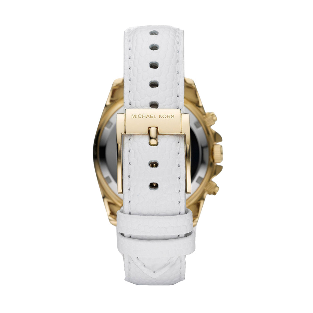 Michael Kors MK5460 Ladies' Chronograph Gold- tone Watch