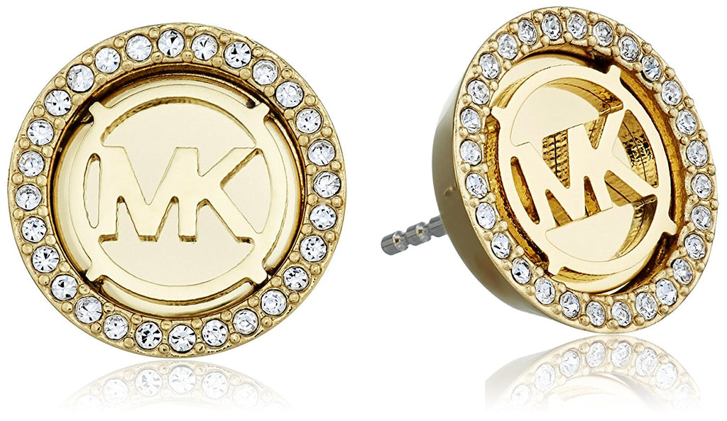 Michael Kors MKJ2941710 Gold Tone Ladies Earrings