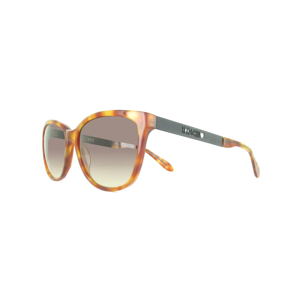 Moschino MO289S02 Ladies Tortoise Sunglasses