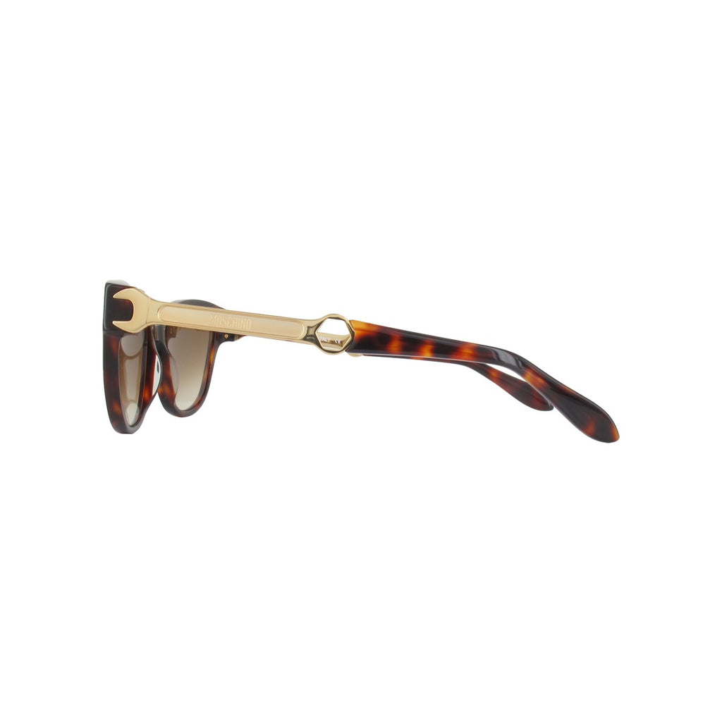 Moschino MO308S03 61-10-125 Ladies Tortoise Sunglasses