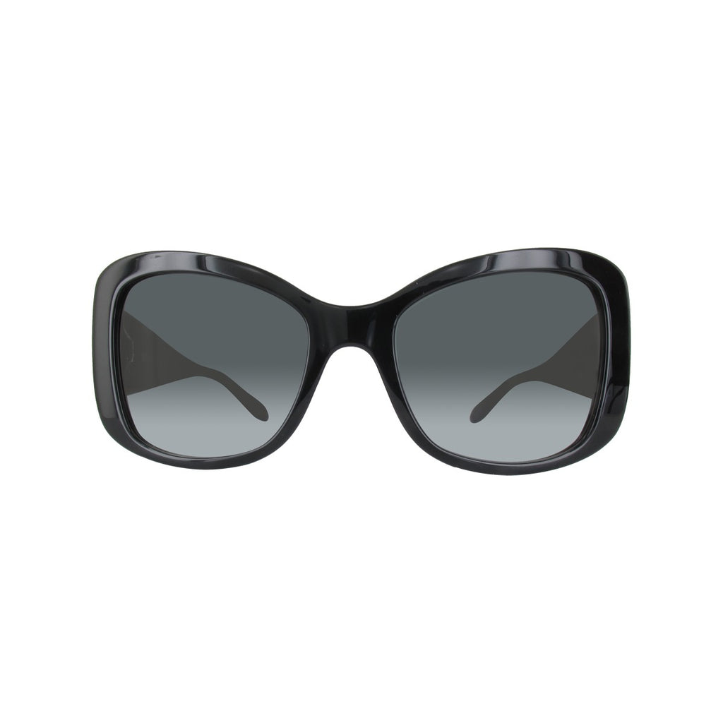 Moschino MO854S01SA Ladies Black Gradient Sunglasses