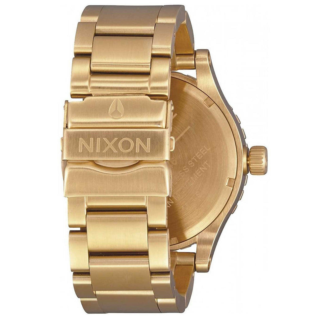 Nixon A916-510 Men's The 46 Gold Watch