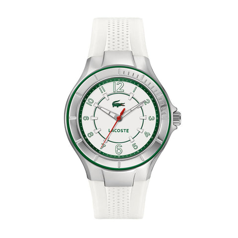 Lacoste 2000755 Acapulco Ladies' Silicone Strap Quartz Watch