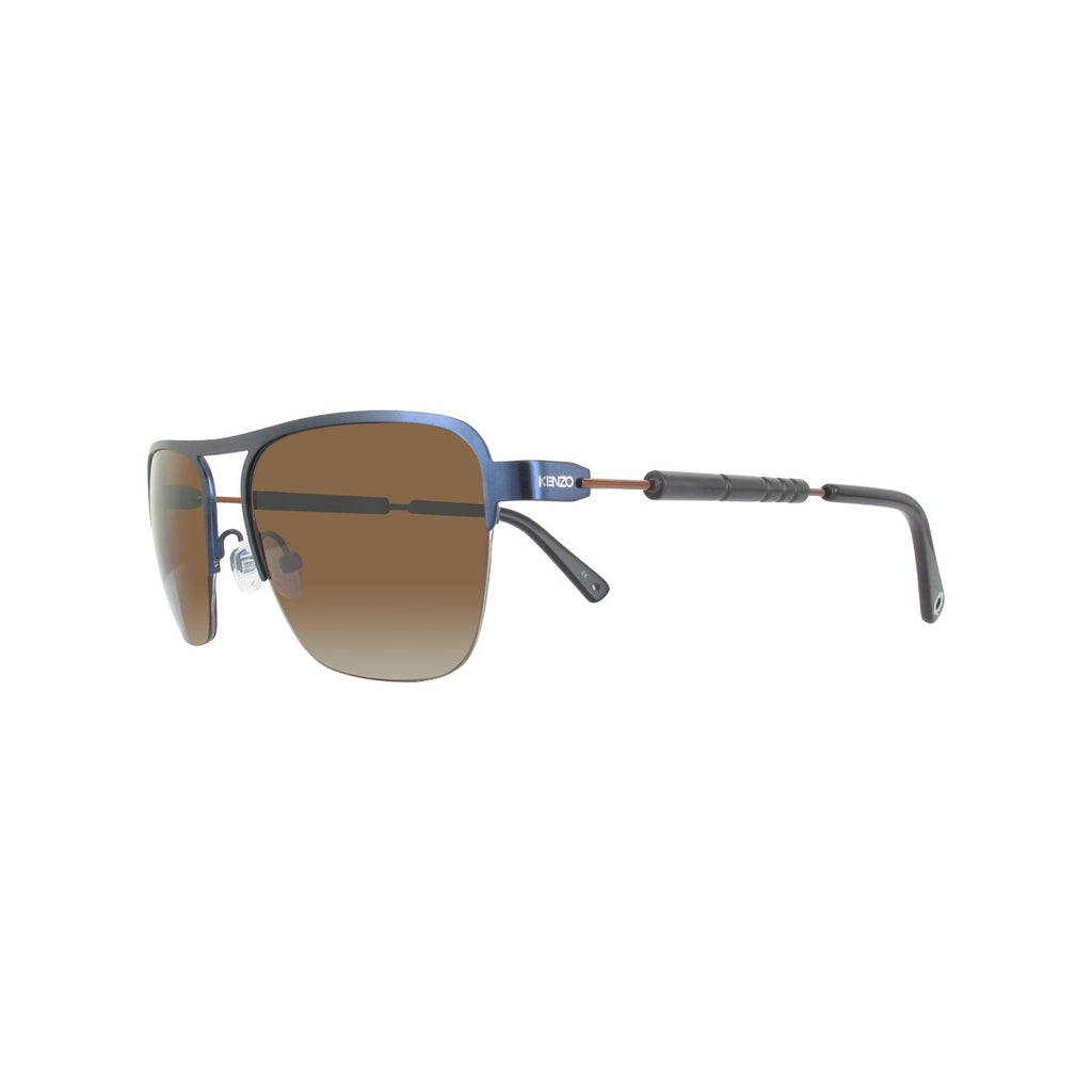 Kenzo KZ5101-03-53 Mens Brown Lens Sunglasses