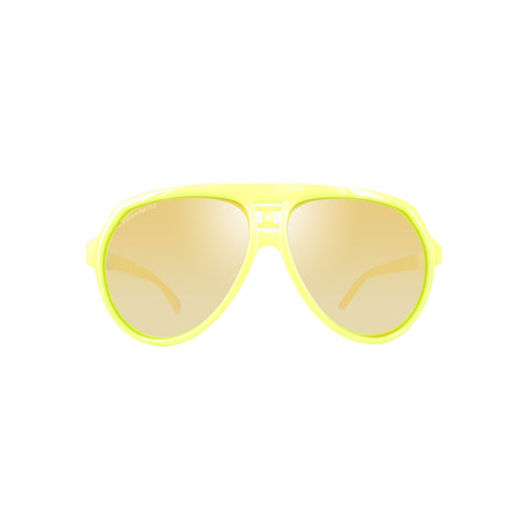 Dsquared2 DQ0093/S 41L Ladies Neon Yellow Sunglasses