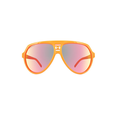 DSquared2 DQ0093/S 42G Ladies Orange Sunglasses
