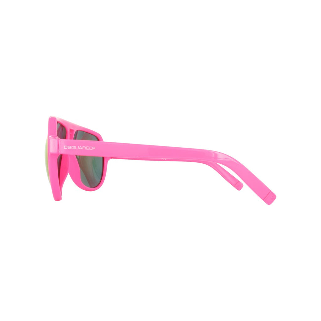 DSquared2 DQ0093/S 75Z Ladies Neon Pink Sunglasses