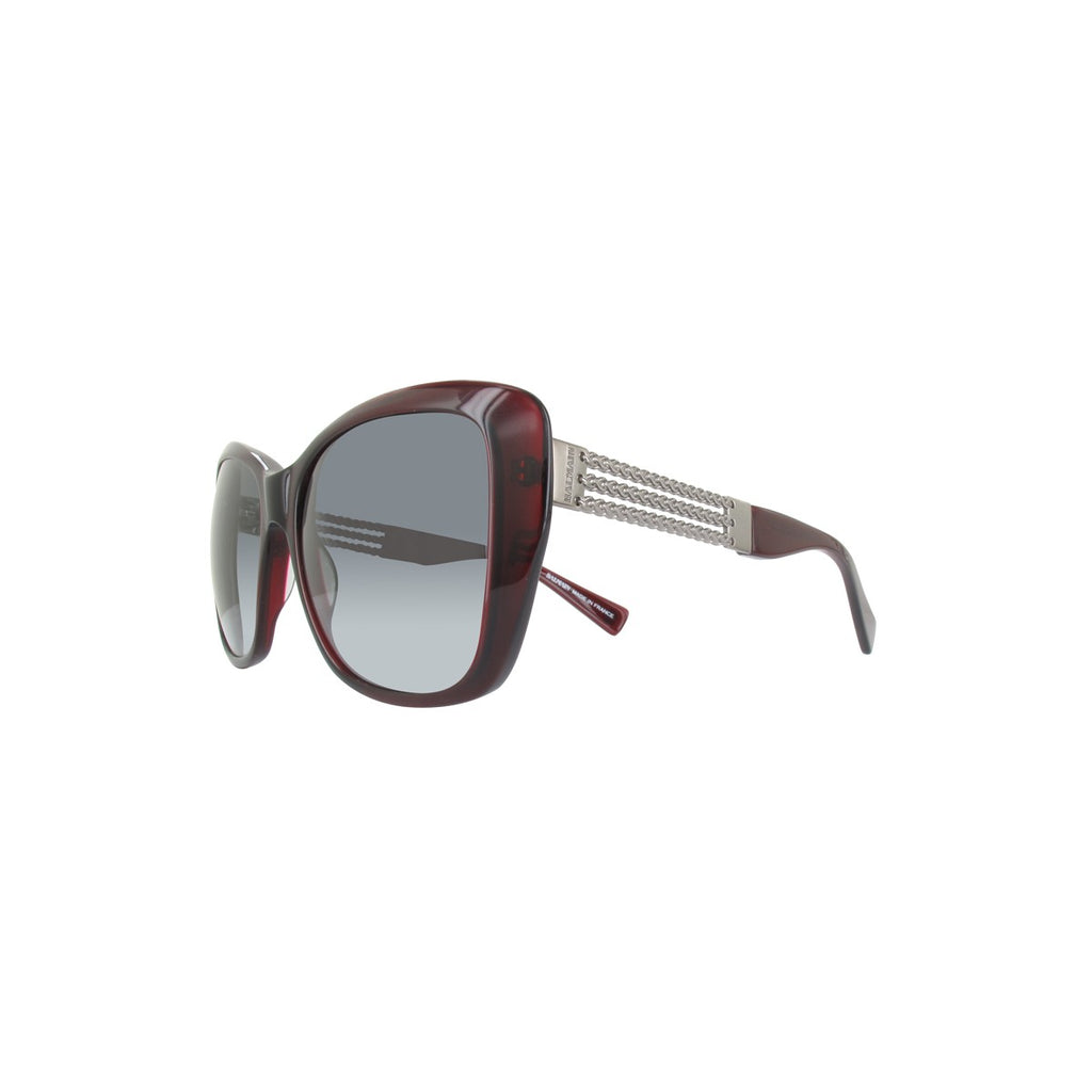 Balmain BL2067-03-56 Ladies Dark Red/Burgundy Sunglasses