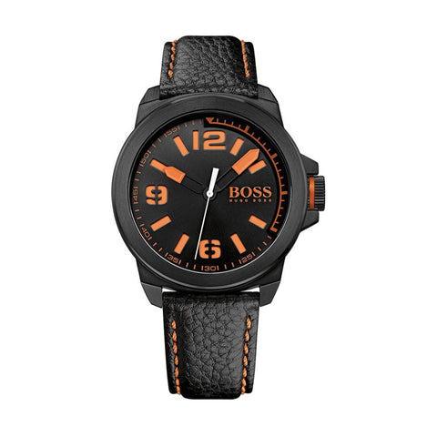 Hugo Boss Orange 1513152  Sunray Men's Leather Watch