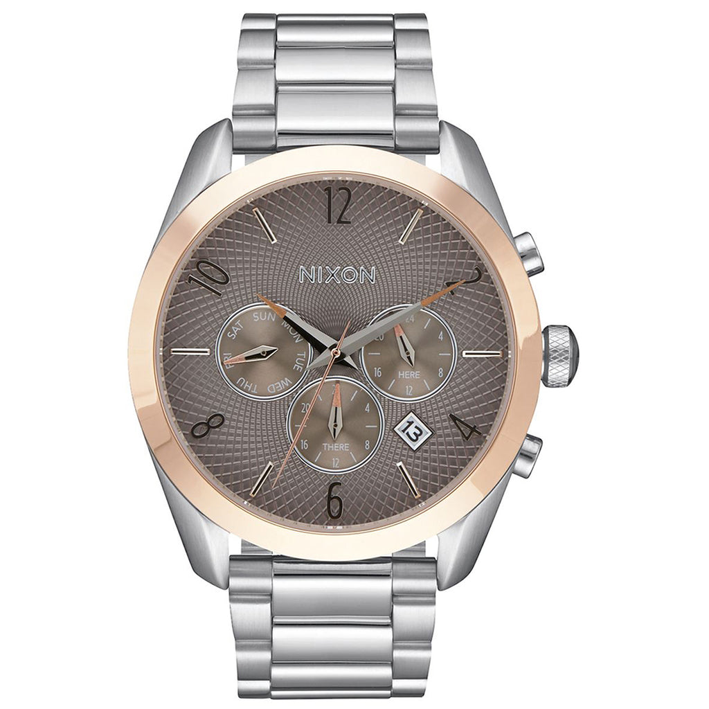 Nixon A366-2215  Ladies The Bullet Chrono Chronograph Watch