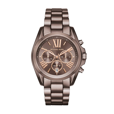 Michael Kors MK6247 Oversized Bradshaw Chronograph Watch