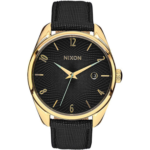 Nixon A473-513-00 Ladies The Bullet Leather Watch