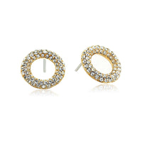 Michael Kors MKJ5842710 Ladies Gold-tone Earrings