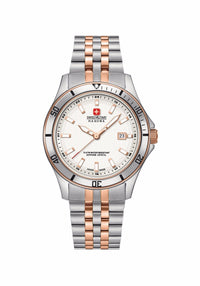 Swiss Military 6-5161.7.12.001 Hanowa Men's Flagship Two-tone Watch