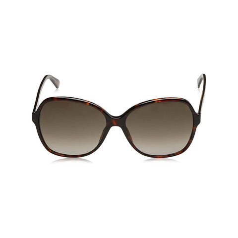 Gucci Ladies Cat Eye Havana Brown Gradient Sunglasses - 3721/SDXHPD
