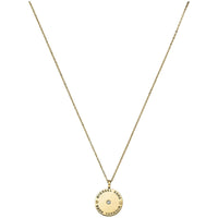 Michael Kors  MKJ2654710 PVD Gold Plated Ladies Necklace