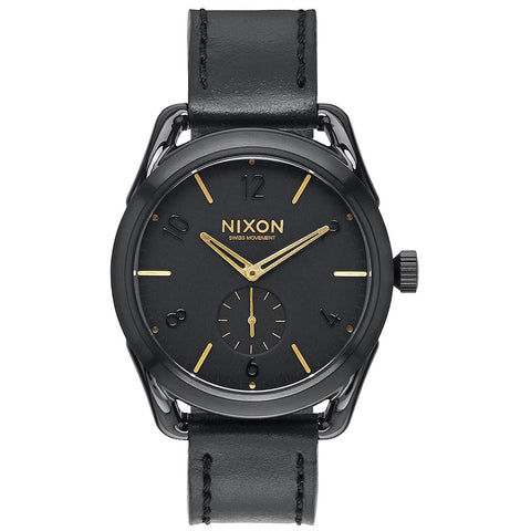 Nixon A459-010 Unisex The C39 Leather Watch