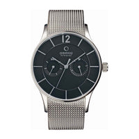 Obaku V175GMCBMC Men's Vild Multifunction Watch