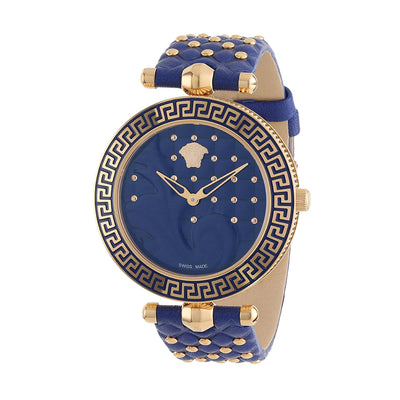 Versace Vanitas Ladies Swiss Quartz Watch - VK7040013