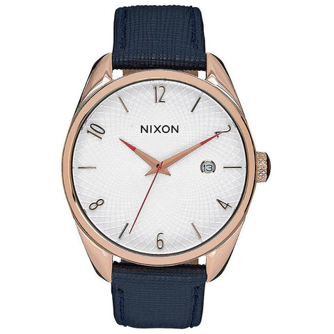 Nixon A473-2160 Ladies The Bullet Leather Watch