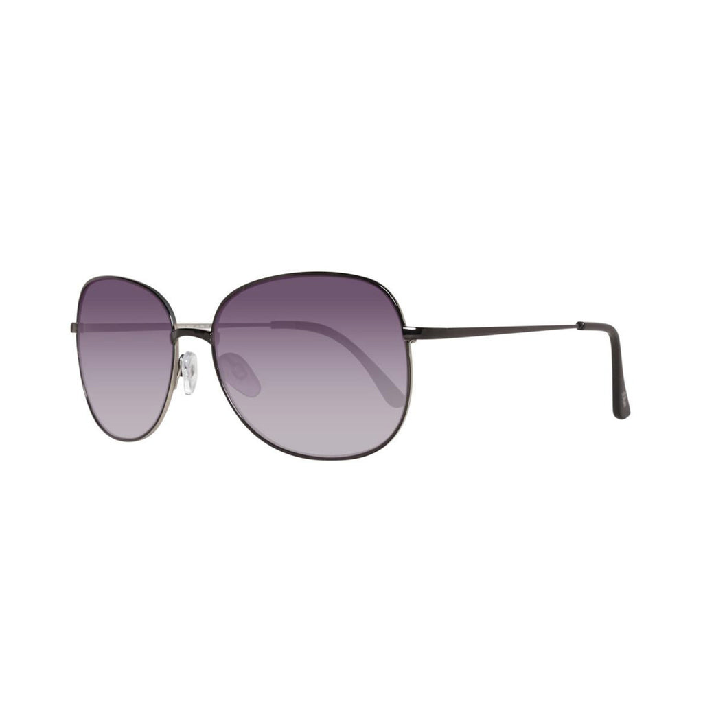 S. Oliver 98737 260 Unisex Black Aviator Sunglasses