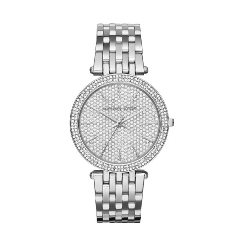 Michael Kors MK3437 Ladies  Darci Silver Watch