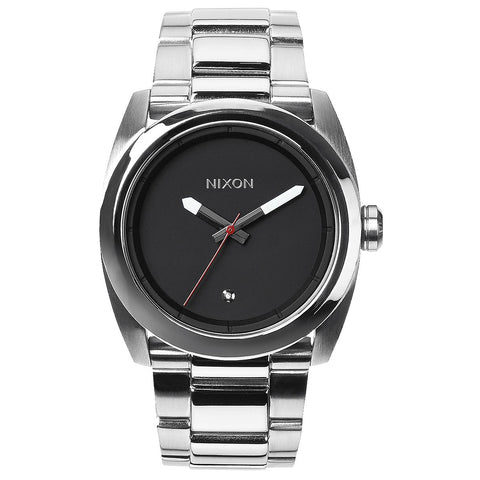 Nixon A507-000 The Kingpin Diamond Stainless Steel Watch