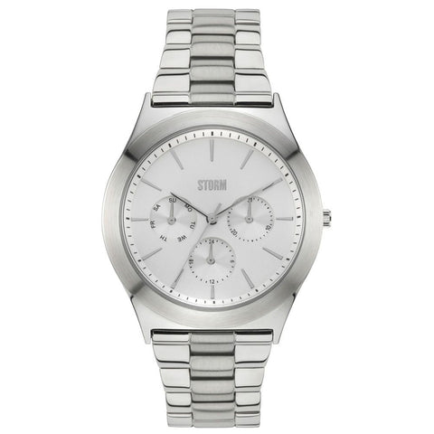 Storm 47232/S Multizan Silver Ladies' Stainless Steel Watch