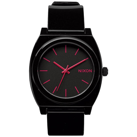Nixon A119-480 Time Teller P Unisex Black Watch